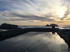 Sutro Baths | San Francisco  wanderlustblog.link/SutroBaths