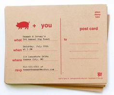 Reserved For Morganzurn 48 Pig Roast Or BBQ By Girlingearstudio 4860