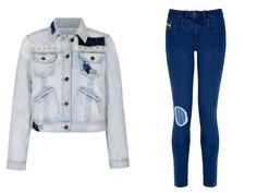 Are You A Denim Addict? You'll Love This... http://ift.tt/1TqIdk1 #LookMagazine #Fashion