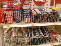 Fun Target Dollar Spot Ideas for Memorial Day and 4th of July Gatherings!