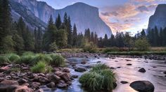US national parks under threat. Yosemite, California, famous for its massive granite cliffs and giant sequoia trees, could be affected on 1 March by US government budget cuts.