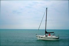 On Lake Michigan in South Haven, MI