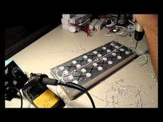 DIY LED Aquarium Panels _ Part 2 - YouTube