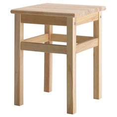 ODDVAR Stool - IKEA - paint and use as  side tables where the coffee table is too far to reach...