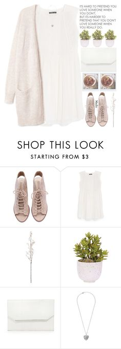 """GOOD MORNING, EVERYONE!\(^▽^)/"" by alienbabs ❤ liked on Polyvore featuring мода, MANGO, Love Quotes Scarves, Linea, Lux-Art Silks, BCBGMAXAZRIA, women's clothing, women, female и woman"