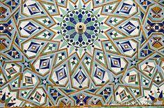 Mosaïque Arabe Photos libres de droits - Image: 15043378