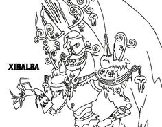 The Book Of Life Online Coloring Pages Printable For Kids 6