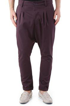 Pantaloni Uomo Absolut Joy (VI-P2465) colore Viola