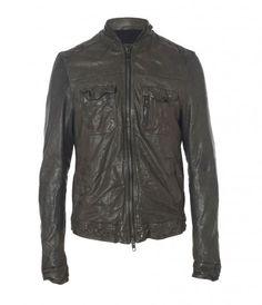 Command Leather Jacket. $450