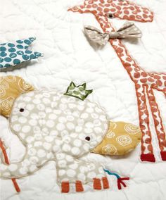 Zam Bee Zee - Cotbed Coverlet - Quilts & Coverlets - Mamas & Papas
