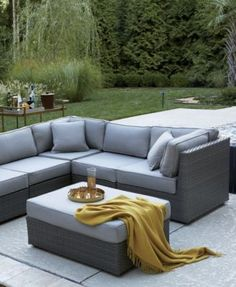 South Harbor Outdoor Modular Seating Collection