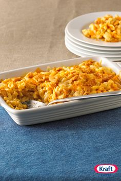 Home-Baked Macaroni and Cheese - Just a pinch of red pepper in a dish can make your tongue sing…and it's the secret ingredient that makes this ooey-gooey mac and cheese so memorable.