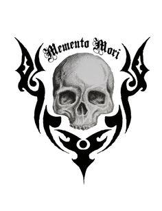 Memento Mori Tattoo design by live-laugh-love-draw.deviantart.com on @deviantART