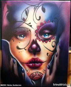 airbrush art | Dia Color.JPG - AirbrushArtists.org