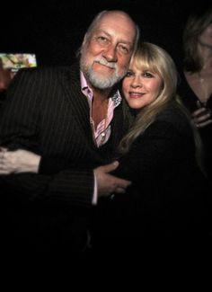 Mick Fleetwood <3 Stevie Nicks