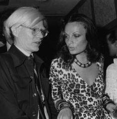 7053263c53ed0 Warhol & DVF Collection Capsule, Andy Warhol, Diane Von Furstenberg, Studio  54,