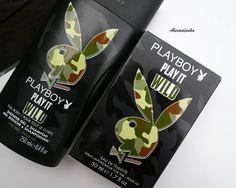 Alenka's beauty: Playboy Play It Wild Eau De Toilette & Shower Gel\...