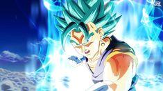 Goku no Dragon ball super Dragon Ball, Blue Wallpapers, Goku, Anime, Art, Peace On Earth, Art Background, Kunst, Cartoon Movies