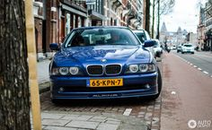 Alpina B10 V8S Touring