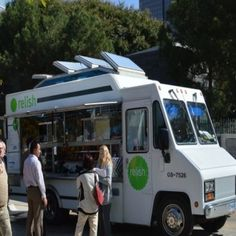 Food Trucks in Klyde Warren Park | Klyde Warren Park...Saturday and Sunday in the Park