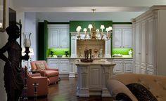 Интерьеры с элитной мебелью
