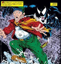 Venom, from Amazing Spider-Man #316