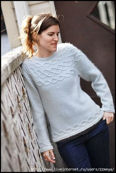 Легендарный пуловер SENECA от Jared Flood BROOKLYNTWEED