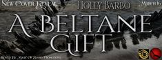 Living Indie Book & Author Blog: NEW COVER REVEAL - A BELTANE GIFT BY HOLLY BARBO
