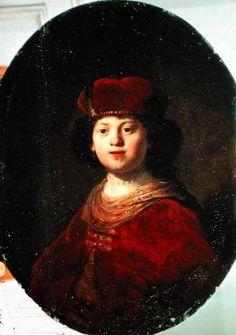 Portrait of a Boy, Rembrandt van Rijn, 1634