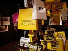 My favorite: Selfridges - This is England's answer to the US's Saks Fifth Avenue. The retailer is ve... - Flickr user blahflowers