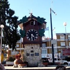 Reloj_Villa Carlos Paz_Cordoba_ #Argentina _2013