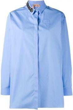 Nº21 Oversized Shirt https://modasto.com/n21/kadin-ust-giyim-gomlek-bluz/br62427ct4