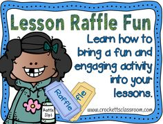 Instant fun and engagement for any lesson----Crockett's Classroom