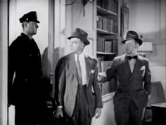 Davis the cop is charged with keeping an eye on the two reporters.   The Shadow Strikes (1937), a Colony Pictures production, written by Al Martin, directed by Lynn Shores, distributed by Grand National Pictures