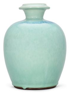A Berndt Friberg stoneware vase, Gustavsberg studio 1971. . - Autumn Modern sale 553 – Bukowskis