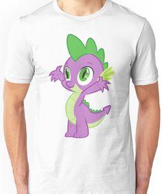 Happy Spike Unisex T-Shirt