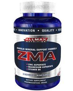 Allmax Nutrition ZMA Sleep Recovery