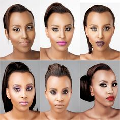 The way a woman chooses to wear her Make-up tells us more about her than words could describe. Choose a FACE that captures the LOOK that expresses who YOU are! Make-up by www.muthoninjoba.com Photography by BoyOnTheLedge