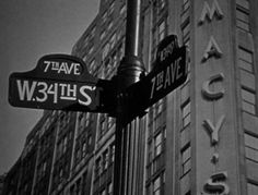 THE FINE ART DINER: I Believe: Miracle On 34th Street