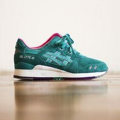 Gel-Lyte III All Weather Tropical Green / Tropical Green Asics Runners
