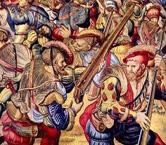 Tercios de Flandes: Arcabucero
