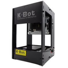 K-Bot V3 1000mW Mini Laser Engraving Machine DIY Laser Engraver Printer with Cooling Fan