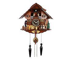 3e637c0aa5c Comprar relógio cuco Carrosséis e Cucos de Parede