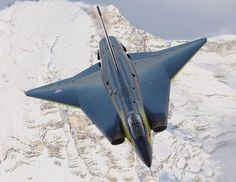 SAAB DRAKEN AIRCRAFT FIGTHER