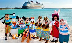 We went to Disney Cruise last summer.  It was fantastic!  The girls loved it and want a 2 weeks cruise next time.