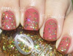 Orly Flash Glam FX Collection: Sashay My Way (from The PolishAholic:)