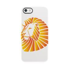 Lion Sunset iPhone 5/5S Deflector by TheInkBoxes