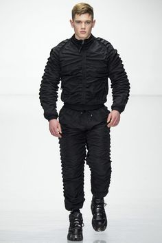 Nasir Mazhar Fall/Winter 2016/17 - London Collections: MEN - Male Fashion Trends