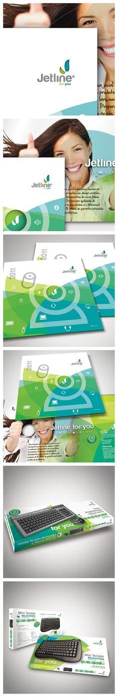Jetline  design by www.alexguerra.com.br