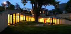 Maison PLJ par Hertweck Devernois Architectes Urbanistes en Yvelines, France | Construire Tendance